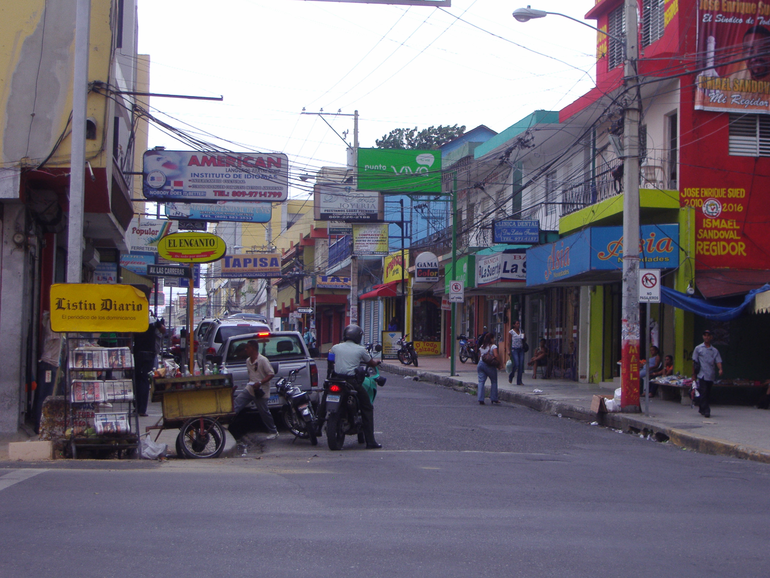 Santiago Dominican Republic  City pictures : ... 30 Days » Santiago, the second largest city in the Dominican Republic